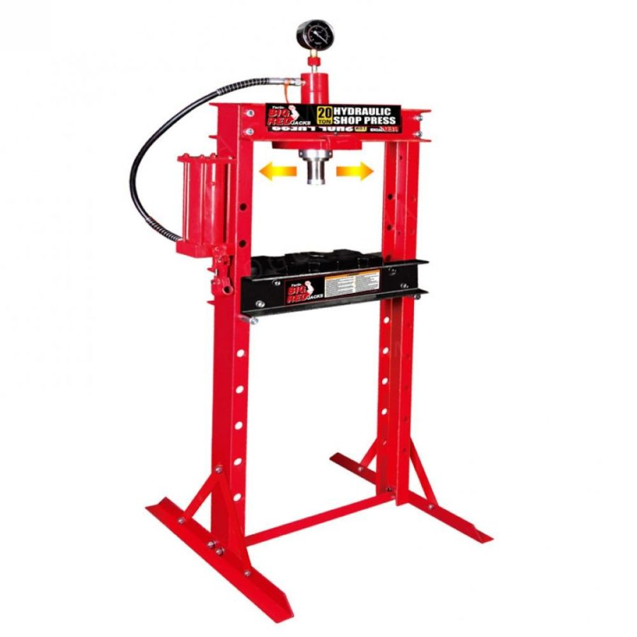 25 ton Press Hire