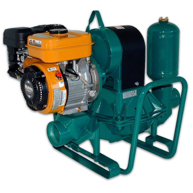 sludge pump hire
